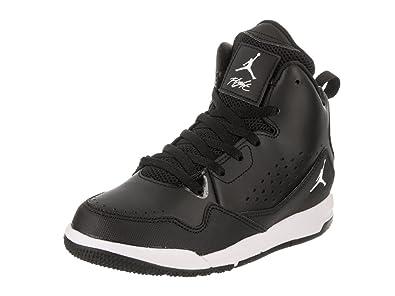 Nike Bp Jordan 3 Enfants ChaussureNoirnoirblanc Sc Basketball tsrQxdohCB