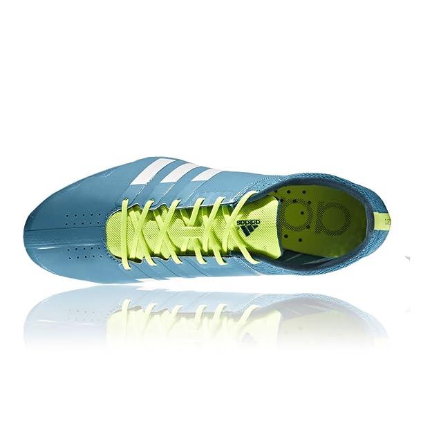 adidas Adizero Finesse, Chaussures de Running Mixte Adulte, Multicolore (Petmis/Ftwbla/Petnoc), 46 EU