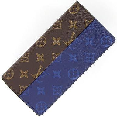 LOUIS VUITTON(ルイヴィトン) 二つ折り財布 モノグラム スプリット ポルトフォイユ ブラザ M63026 新品 未