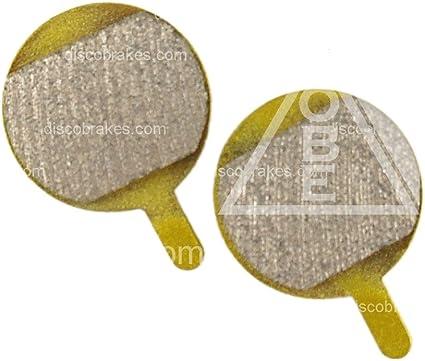 650 610 420 400 200 XNine DSK650 DSK-650J Sintered Promax DSK Disc Brake Pads