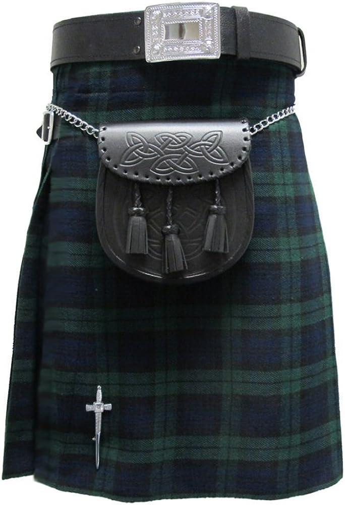 Ensemble kilt 5 pi/èces Honour Of Scotland Tartanista homme