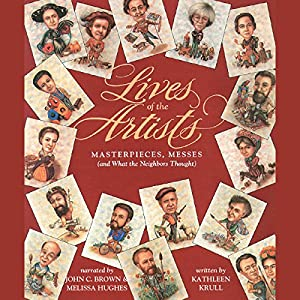 Lives of the Artists Hörbuch