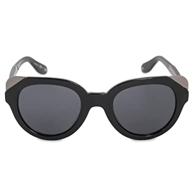 feb04d4a6814d Image Unavailable. Image not available for. Color  Givenchy GV 7053 807  Black Plastic Cat-Eye Sunglasses ...