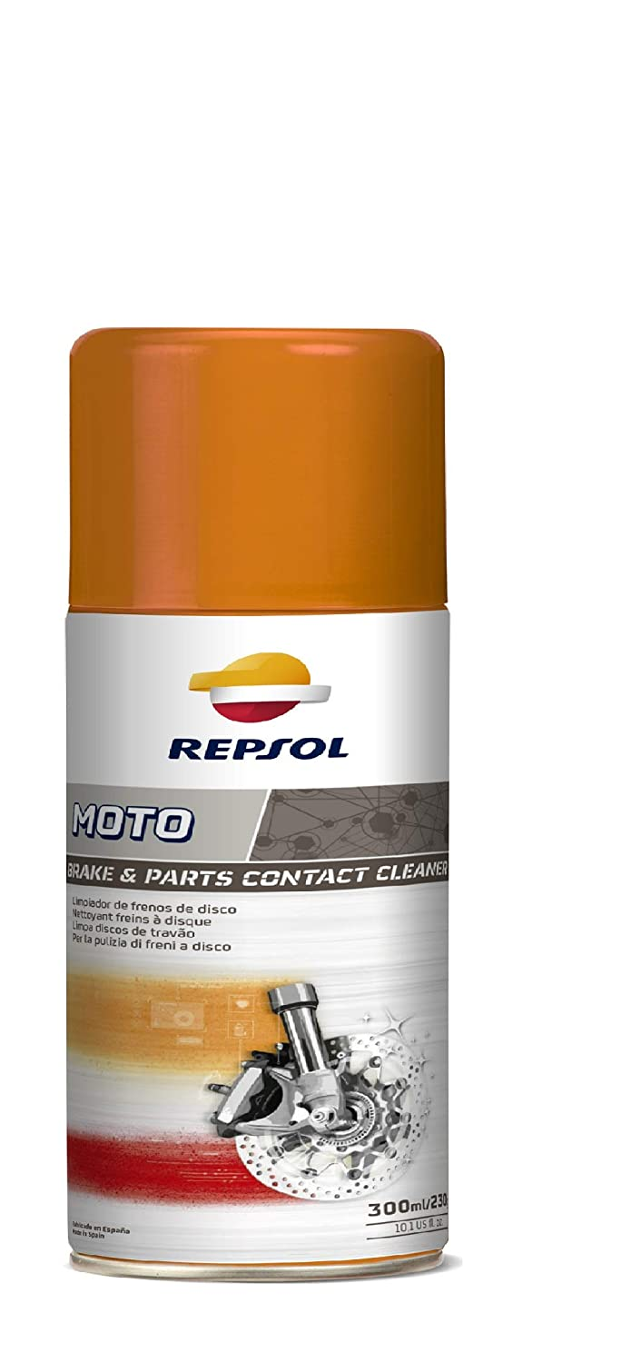 REPSOL M. BRAKE&PARTS CONTACT CLEANER 400 ML Repsol Lubricantes y Especialidades RP716A98