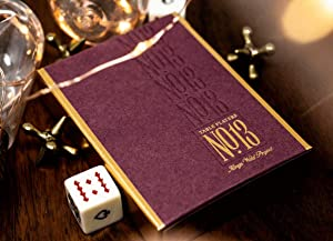 Kings Wild Project No. 13 Table Players Deck