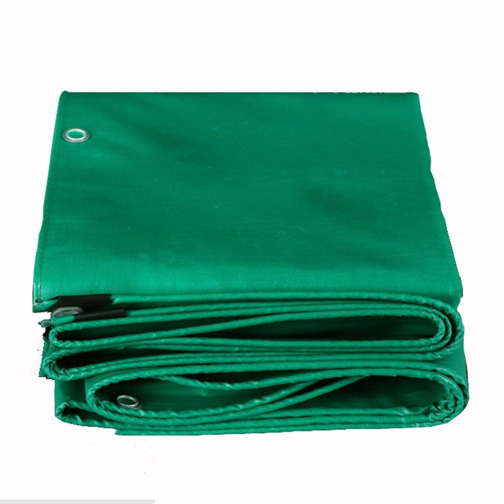JIANFEI オーニング 防水 耐寒性難燃性耐寒性耐摩耗性PVC、厚さ0.4mmカスタマイズ可能 (色 : Green, サイズ さいず : 5.8x6.8m) B07FQQKCG9 5.8x6.8m|Green Green 5.8x6.8m