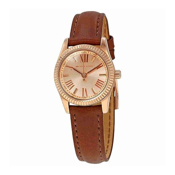 5132997343de Michael Kors Lexington Mini Rose Dial Ladies Watch MK2540  Michael Kors   Amazon.ca  Watches