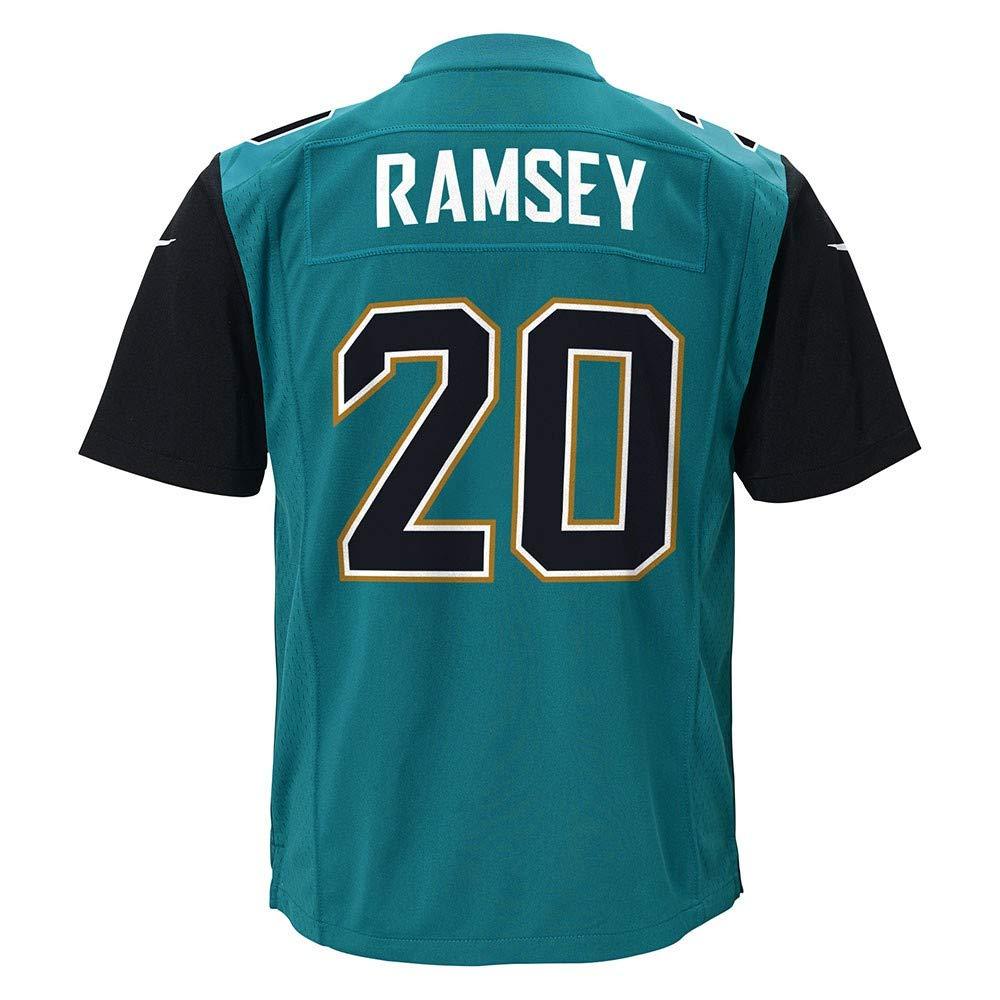 detailing 40102 e14c9 Amazon.com : Nike Jalen Ramsey Jacksonville Jaguars NFL ...