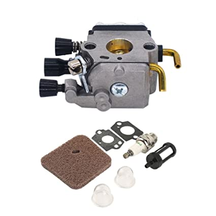 Amazon com: Topker Mechanical Carburetor for STIHL FS38 Auto
