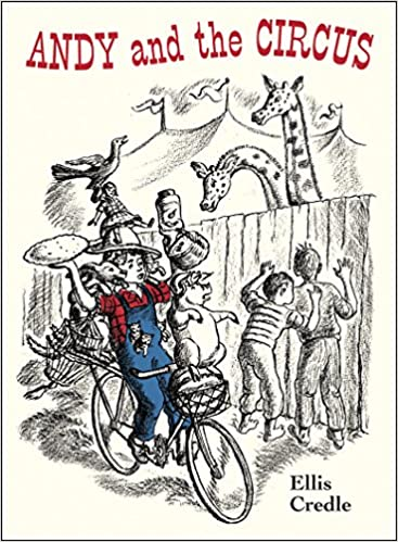Image result for andy and the circus book image