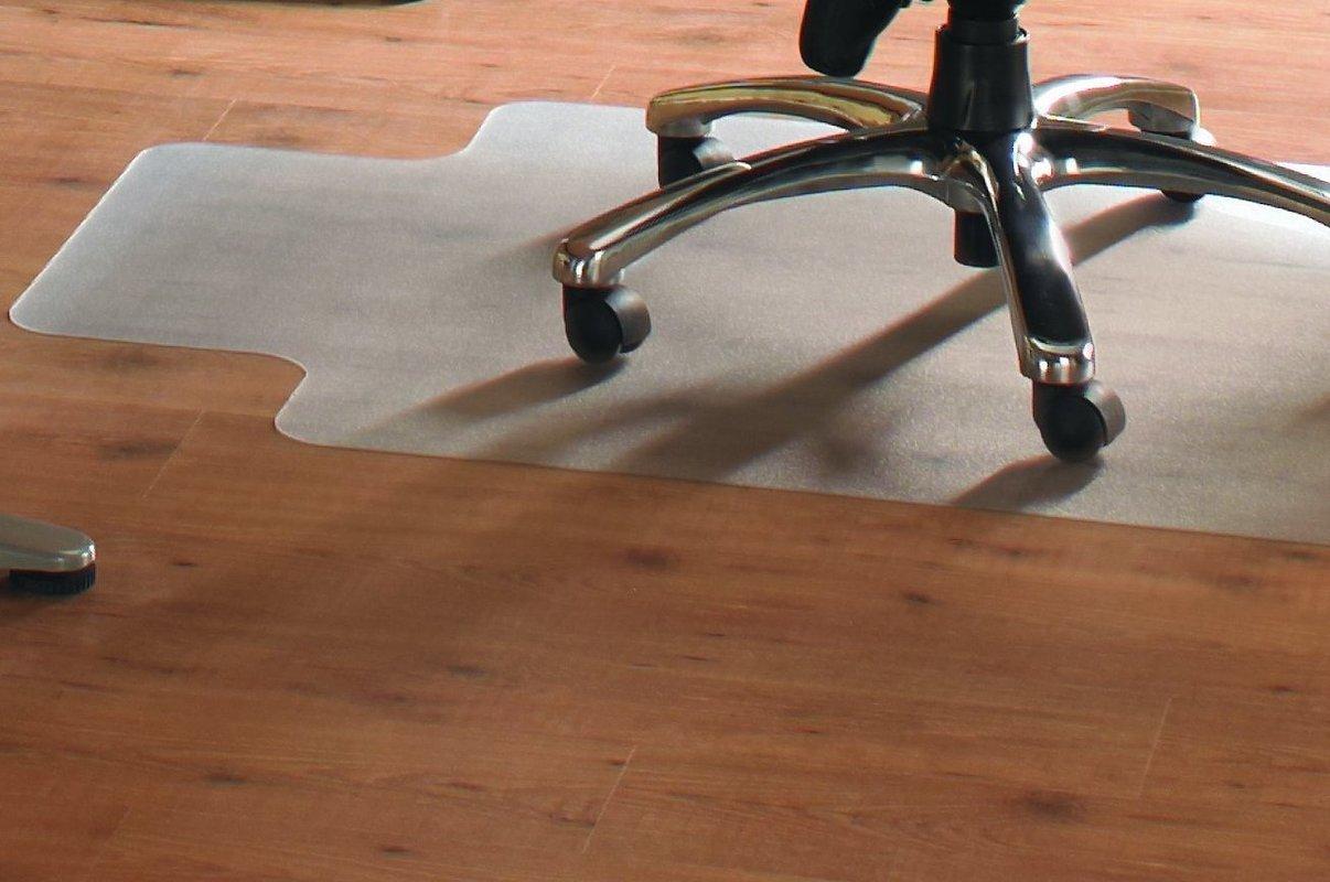 Eliza Tinsley Furniture - Pellicola sotto-sedia protettiva per pavimenti in legno, colore trasparente CP2HF