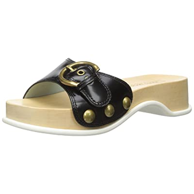 Marc Jacobs Women's Anita Leather Mule Clog: Shoes