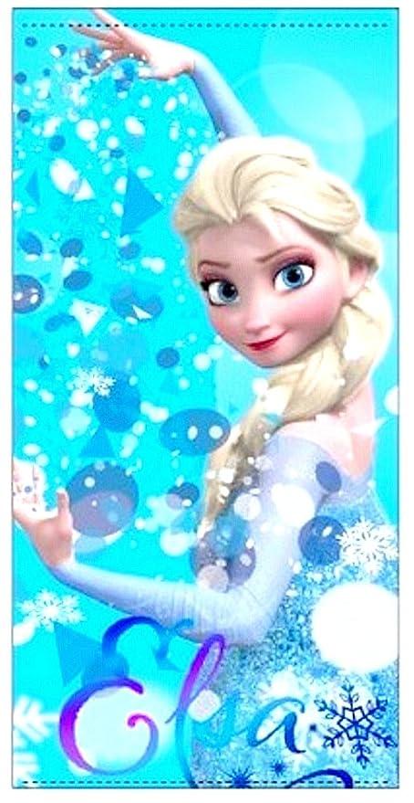 """Disney Frozen Frozen de toalla de playa/toalla """"ELSA, art."""
