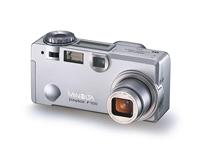 Minolta Konica DiMAGE F100 4.0 MP - Digital Camara: Amazon.es: Electrónica