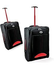 Keplin Lightweight Wheeled Cabin Approved Travel Bag Suitcase Keplin Lightweight Wheeled Cabin Approved Travel Bag Suitcase