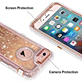Anuck iPhone 6S Case, iPhone 6 Case, 3 in 1
