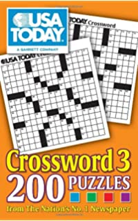 photograph relating to Printable Usa Today Crosswords called United states of america At present Crossword: 200 Puzzles versus The Nations around the world No. 1