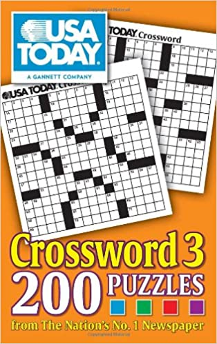 Usa Today Crossword 3 200 Puzzles From The Nation S No 1 Newspaper