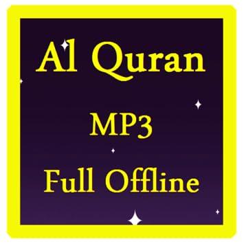 Al Quran MP3 Completed Offline