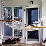 Pawleys Island Single Original Cotton Rope Hammock