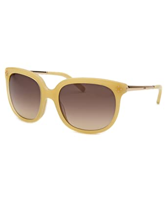 d7d12c0466 Image Unavailable. Image not available for. Color  Chloe Women s Square Honey  Sunglasses