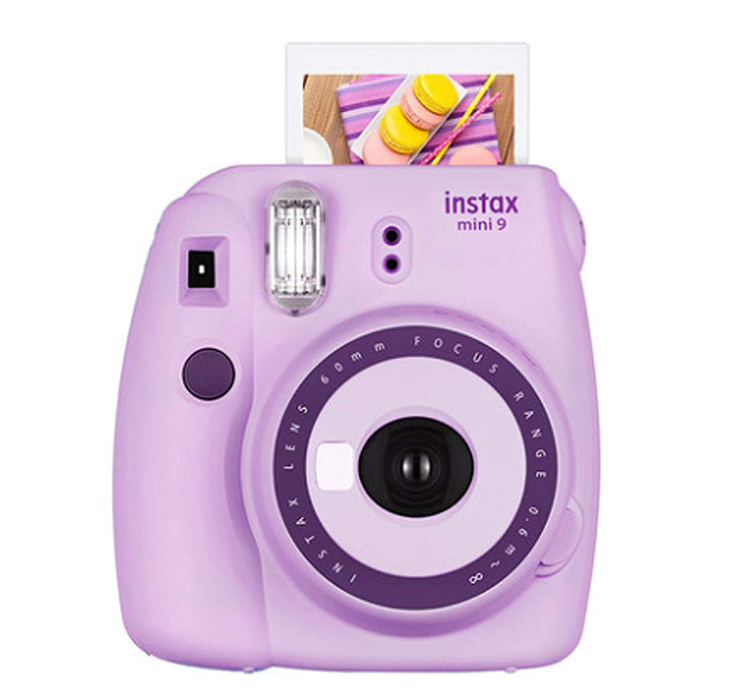 Instax Mini 9 for Fujifilm Camera Film Instant Camera Camera for Ideal Gift - Light Purple by Shaveh