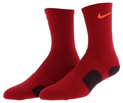 Nike Elite Crew Calcetines de Baloncesto Unisex Estilo ...