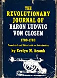 Revolutionary Journal of Baron Ludwig Von Closen, 1780-1783, Ludwig Von Closen, 0807807451