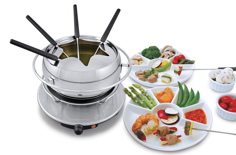 Swissmar FE1003 Zurich 3-in-1 Electric Fondue Set by Swissmar (Image #4)