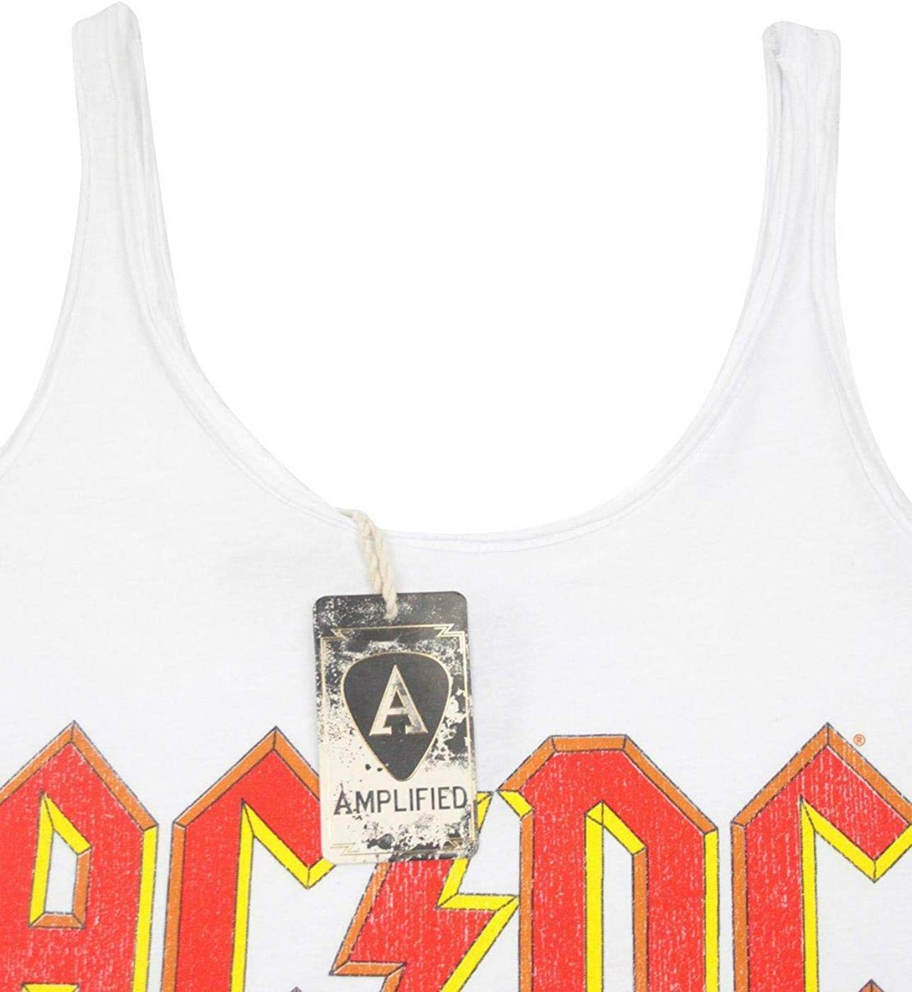 Amplified Clothing Femmes AC//DC Tank Top