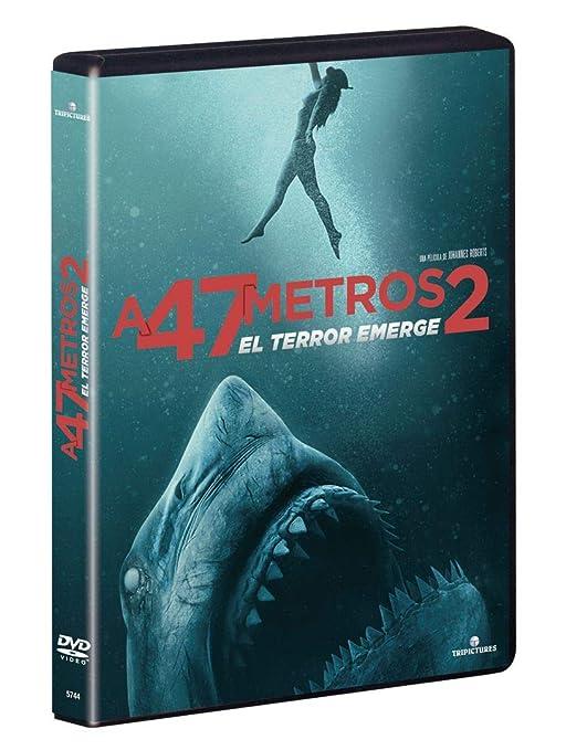 47 Meters Down Uncaged A 47 Metros 2 El Terror Emerge Non Usa Format Cine Y Tv