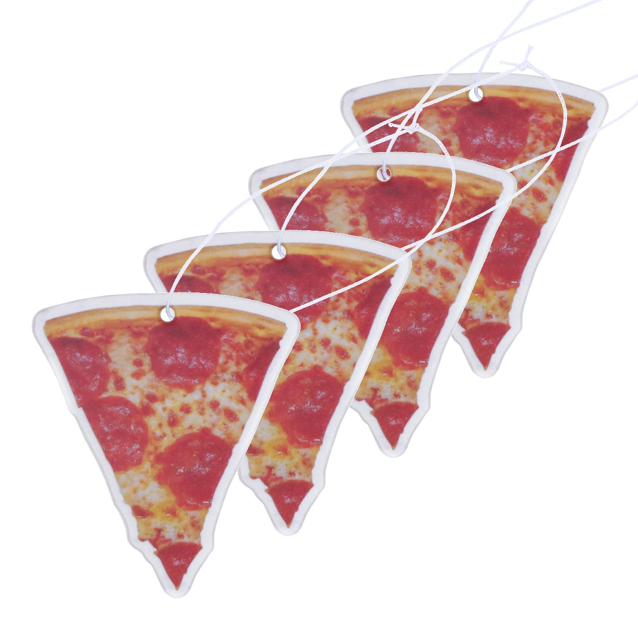 PSD Big Sniff- Air Fresheners-Pizza 4 Pack