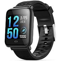 Relógio Smartwatch Q9 Varias Funções Smartwatch Profissional Preta 2 Pulseiras