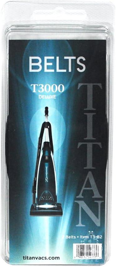 Desconocido Titan T3000 Deluxe - Cinturones verticales para ...