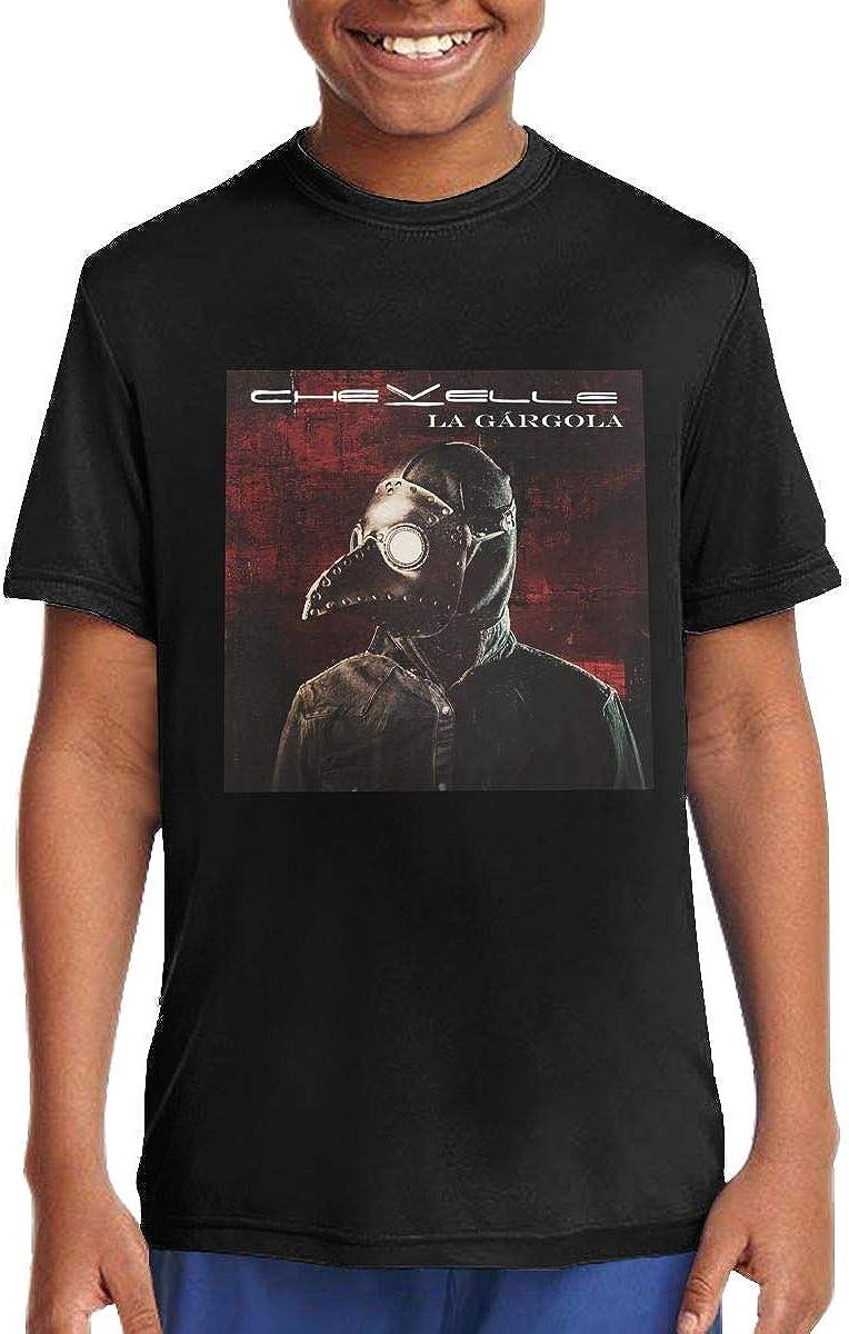 Chevelle Unisex Youth Crewneck Soft Customized Stylish Premium Cotton T-Shirt,