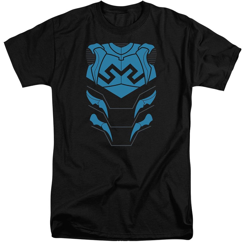 Justice League Men's Blue Beetle Tall T-Shirt