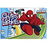 Hasbro Marvel Spider-Man Web Warriors Chutes & Ladders Game