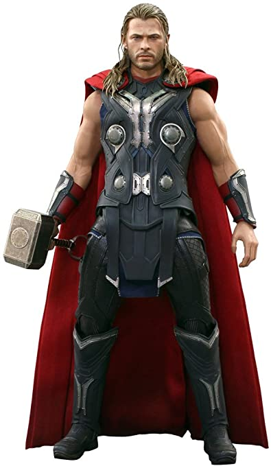 THOR BRAND NEW MARVEL 3.75 FIGURE HASBRO AVENGERS AGE OF ULTRON ALL STAR