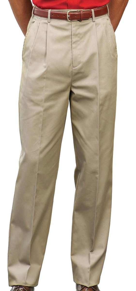 Edwards Garment PANTS メンズ B008HFTY9S 42W x 34L|タン タン 42W x 34L