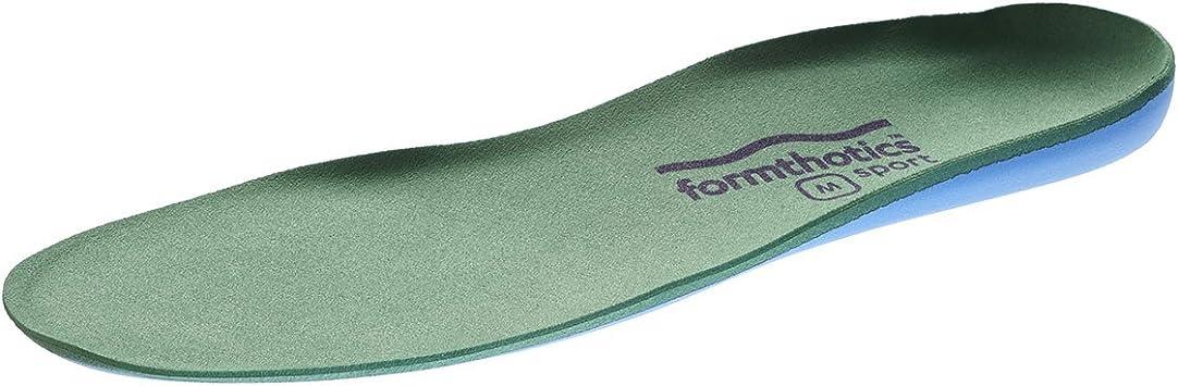フォームソティックス Formthotics Sports インソール Football Dual 緑/青
