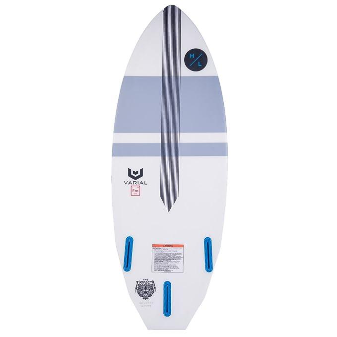 Amazon.com: Hyperlite 2018 Varial Trifecta wakesurfer ...