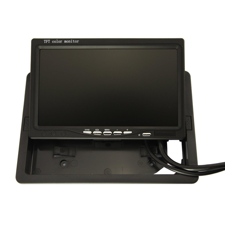 tft lcd backup camera wiring diagram sony backup camera