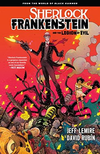Sherlock Frankenstein Volume 1: From the World of Black Hammer