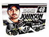 AUTOGRAPHED 2017 Jimmie Johnson #48 Black Kobalt Tools Racing (Hendrick Motorsports) BRAND NEW CAR Signed Lionel 1/24 NASCAR Diecast with COA (#219 of only 493 produced!)