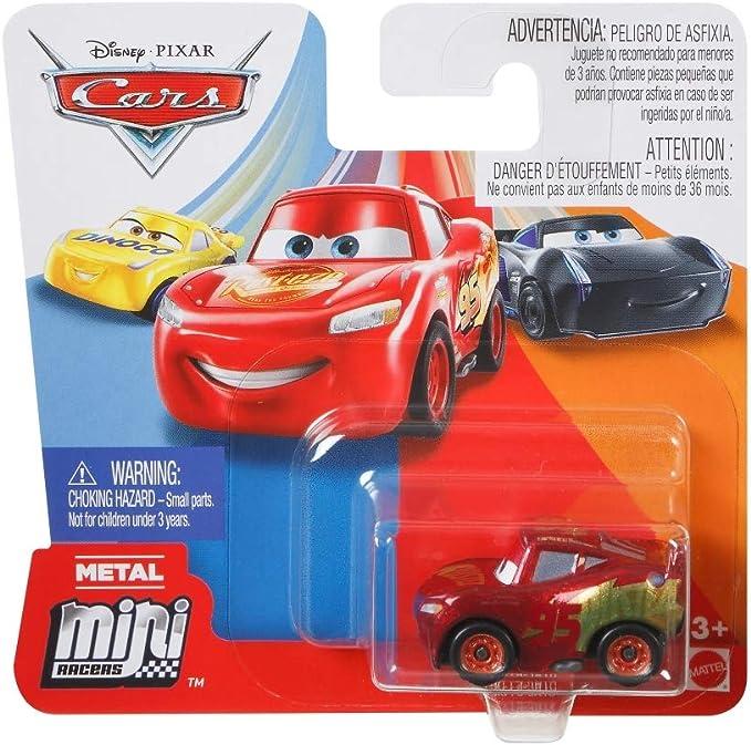 Coche de Fricción Cars Mini Racers: Amazon.es: Juguetes y juegos