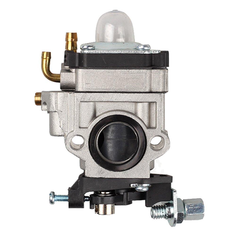 Panari Carburetor with Fuel Line Filter for Red Max EB4300 EB4400 EB4401 EB431 EB7000 EB7001 Backpack Leaf Blower