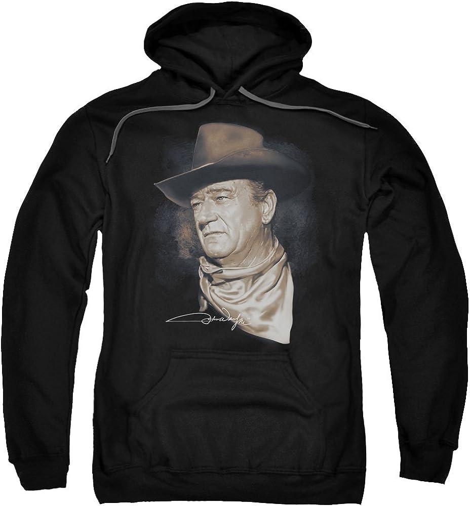 John Wayne The Duke Licensed Adult Sweatshirt Hoodie