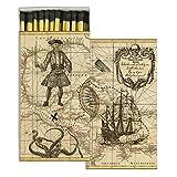 HomArt - Match Box Set of 2 - Pirate