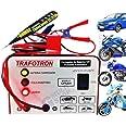 Carregador de Baterias 12v Até 300 Amperes 5ah Carro Moto