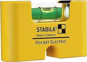 Taschen Mini Wasserwage 10 cm Kleine kurze Waage für Werkzeugkoffer